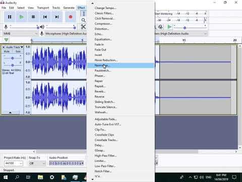 Paano Gawin Ang AUTO TUNE (Voice Record) Make A Auto tune