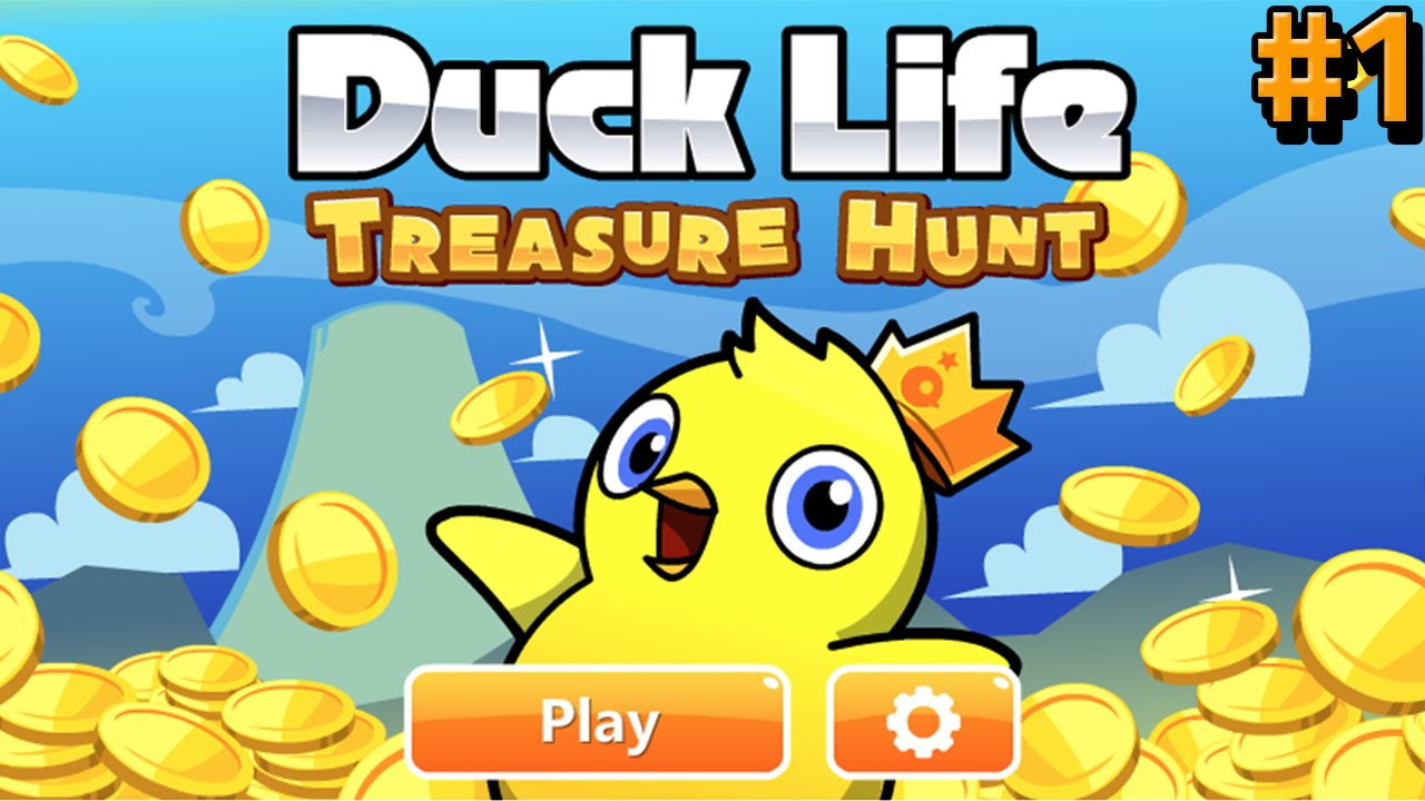 Duck Life 4 - Play it now at CoolmathGames.com