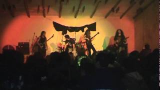 Grog - Cannibalistic devourment/Blood in my Face Live Chaos Version