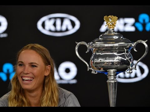 2018 Australian Open press conference: Wozniacki 'Grand Slam champ & World No.1 sounds pretty good'