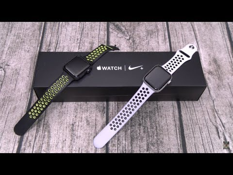 Apple Watch Series 4 Nike Plus Edition - 'Real Review'