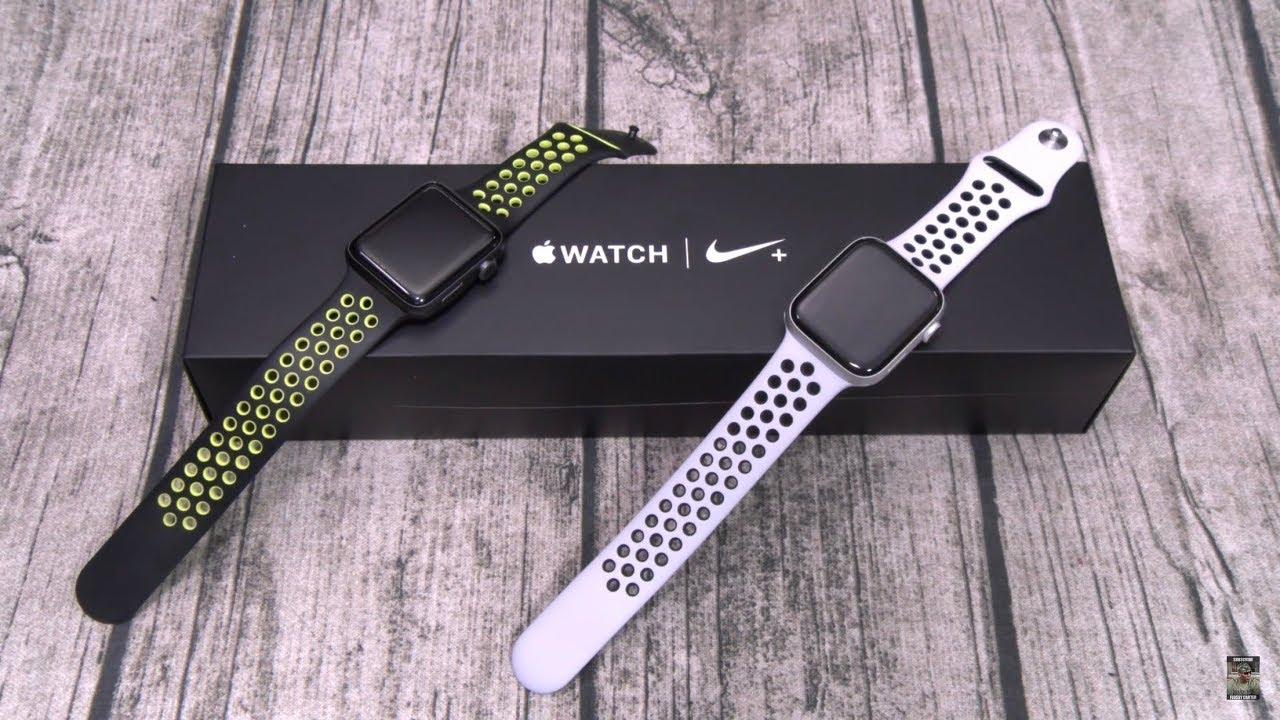 Amargura vacío dieta  Apple Watch Series 4 Nike Plus Edition -