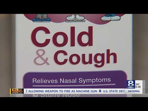 Brother Wease - Study: Cough and Cold Medicines Harmful to Kids