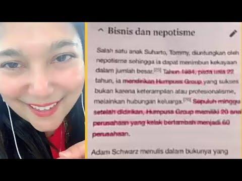 "Tante Jepang Bicara Tentang Gurita Bisnis Tommy ""Pangeran Cendana"" Suharto"
