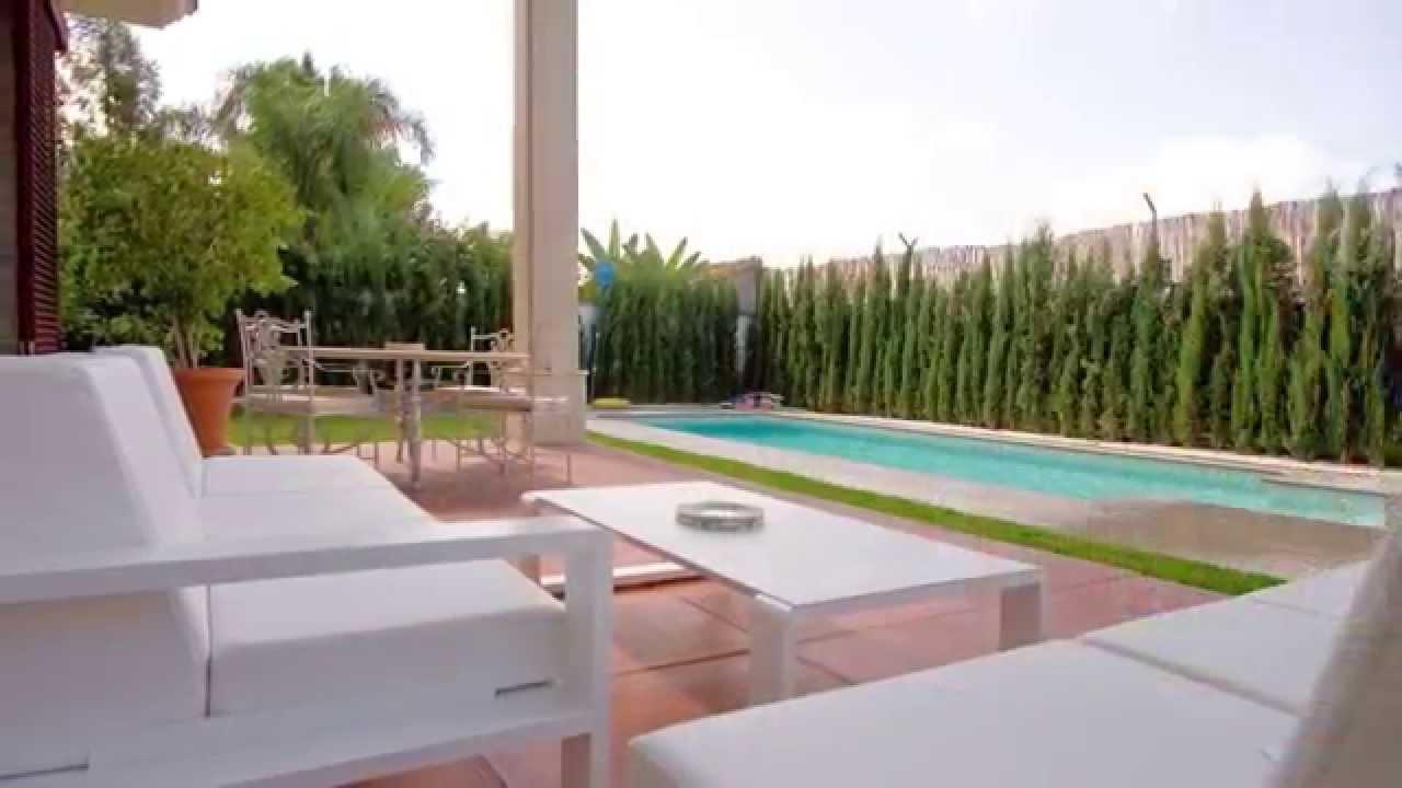 Casa de lujo en venta en sevilla sur de espa a youtube for Alquiler casa en umbrete sevilla