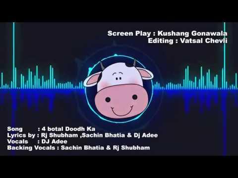 ☆ Yo Yo Honey Singh 4 Bottle Doodh ka 1080p HD By Kushang Gonawala ☆   Tune pk