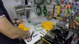 Машинная вышивка на шапках. Как правильно вышивать на шапке