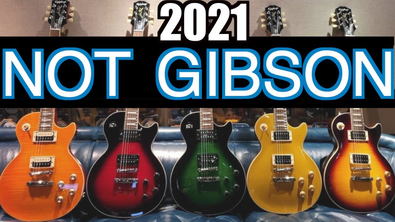 Slash Spills the 2021 Beans + New Owners For Taylor? | 2021 Reactions Epiphone Dean Jackson Gretsch