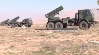Это надо видеть! СИРИЯ СЕГОДНЯ Грады накрывают боевиков ИГИЛ БЕЗ ШАНСОВ! Новости Сирии сег