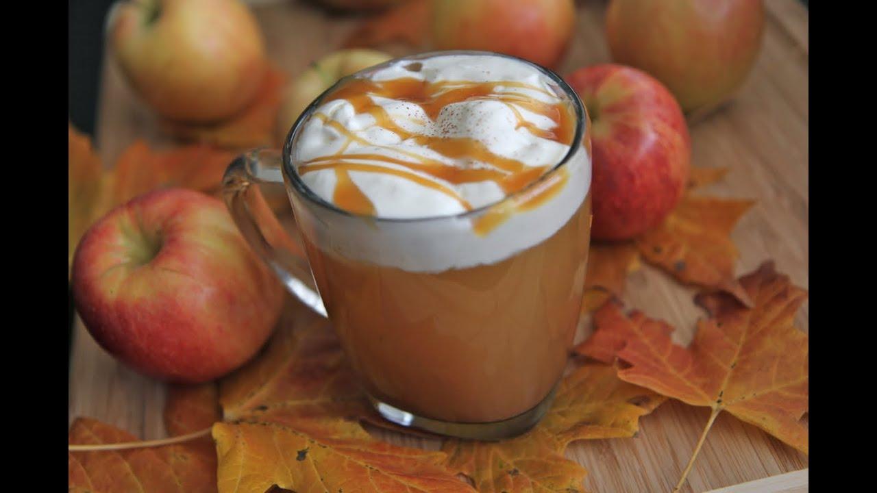 how to make caramel apple spice starbucks
