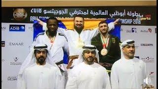 Almir Kapić svjetski šampion u Jiu-Jitsu - 2018