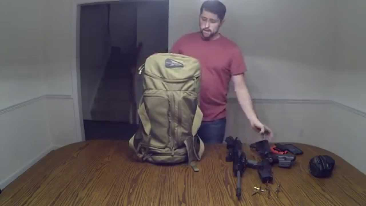 d3cc828f7b92 FirstSpear Skirmisher Firearms Training Bag - YouTube
