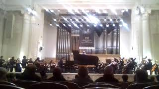 VII Международный конкурс пианистов памяти Веры Лотар-Шевченко, участник № 15 Артур Ворожцов ч.2