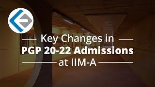 IIM-Ahmedabad 20-22 Batch Selection Criteria | CAT 2019