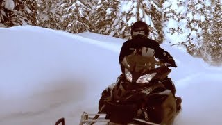 2012 Yamaha Vector Snowmobile Quick Look