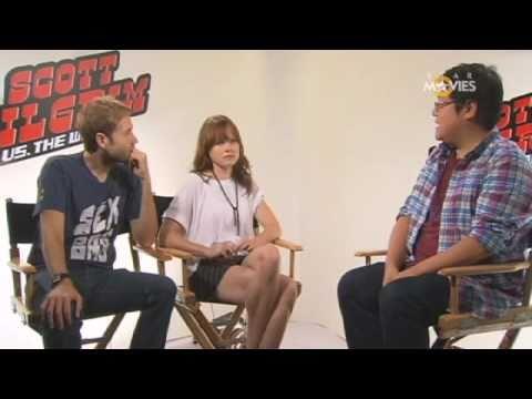 STAR Movies VIP Access: Scott Pilgrim vs. The World  Alison Pill & Mark Webber