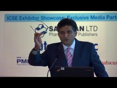 Dr Gurpreet Sandhu Emerging Markets - at MADRID CPhl