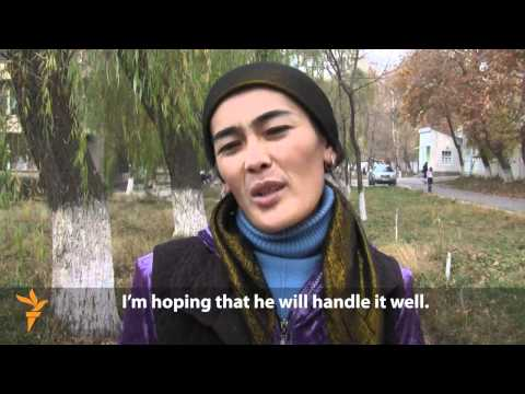 For Kyrgyzstan's Young HIV Patients, Hopes For A Normal Life