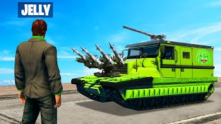 Creating The MOST OVERPOWERED TANK In THE GAME! (Saints Row The Third)