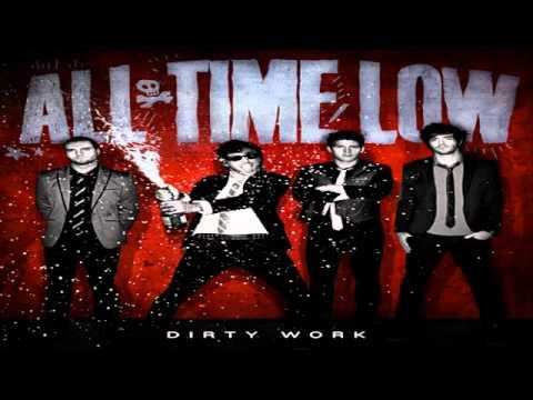 All Time Low -- Time-Bomb [ Karaoke / Instrumental ]
