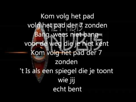 het pad der 7 zonden liedje + lyrics