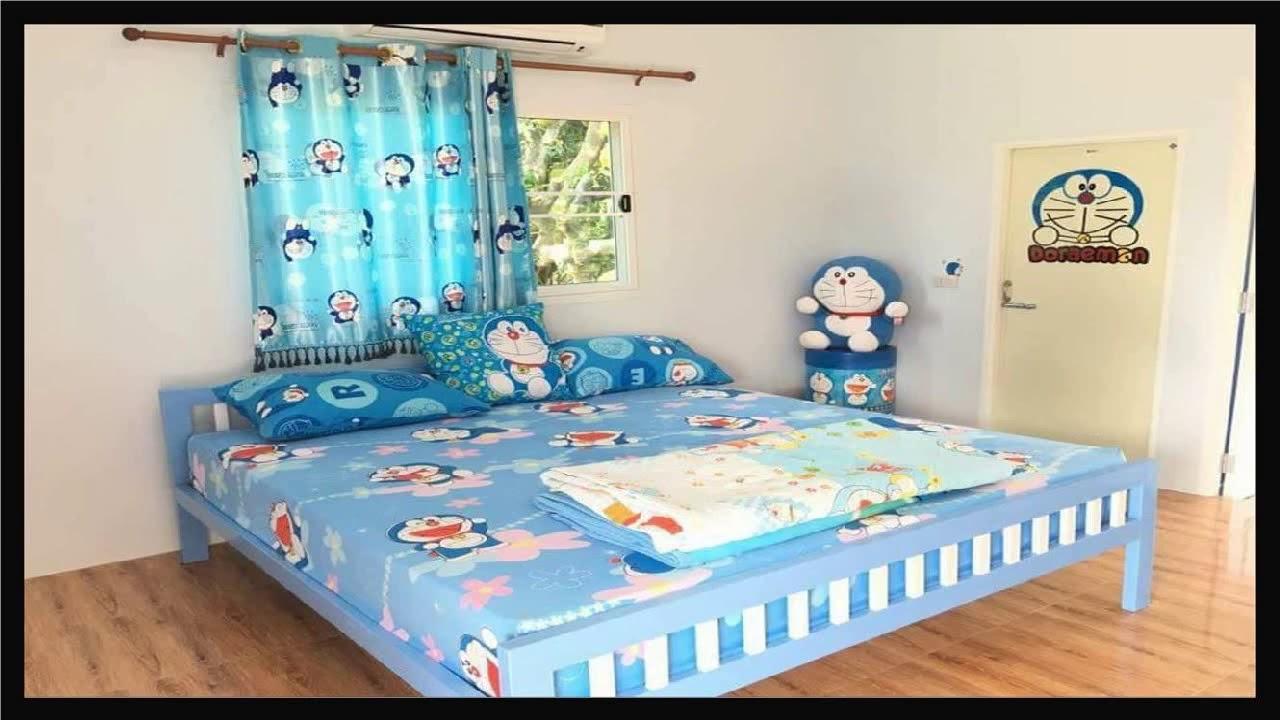 29 Contoh Desain Kamar Tidur Doraemon Terbaru Desain Kamar YouTube