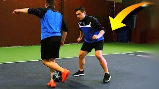 LEARN This EASY But CRAZY Skill FAST! 😱 SkillTwins Football Tutorial! ★