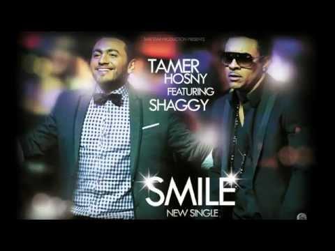New Promo :Smile music video -Tamer Hosny FT Shaggy