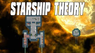 Starship Theory - Survivng Deep Space! Rimworld in Space