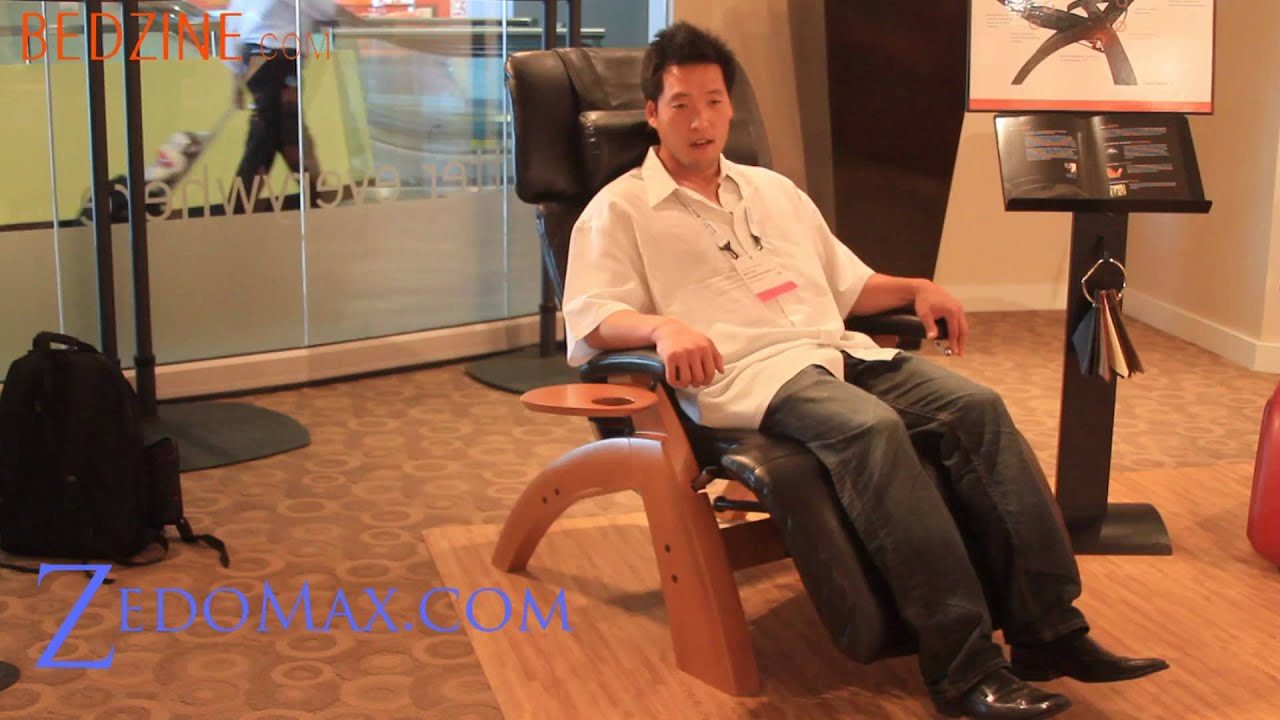 best zero gravity chair big bird human touch recliner review youtube