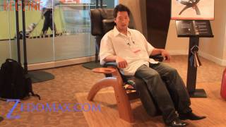 Human Touch - Best Zero-Gravity Chair Recliner Review!