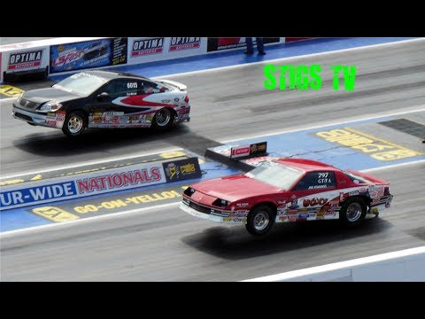 NHRA Sportsman Drag Racing