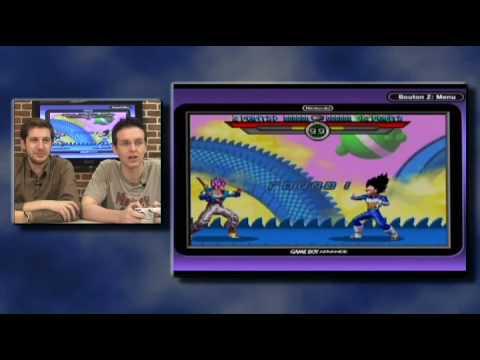 Game Boy Advance Longplay [ ] Dragonball Advanced ...