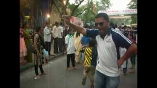 sandesh ganpati hit dance