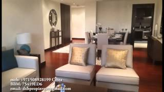 2 bedroom apartment in Palm Jumeirah -- Anantara residence