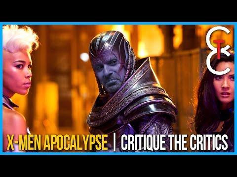 X-MEN APOCALYPSE   Funny Bad Movie Reviews #85