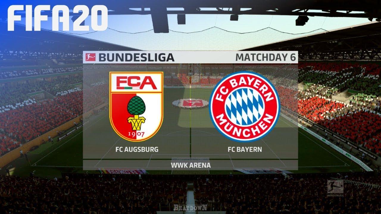 Bayern MГјnchen Vs Augsburg