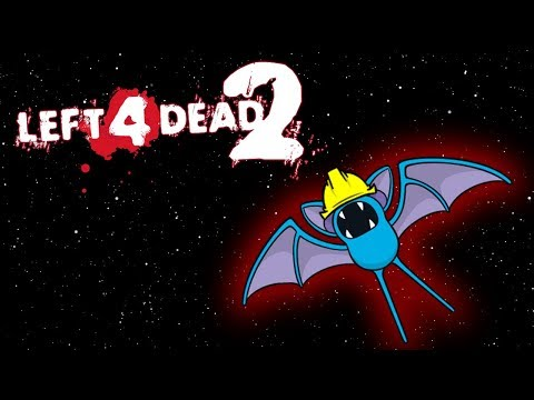 Left 4 Dead 2 | Pokemon Edition | Zubats attack