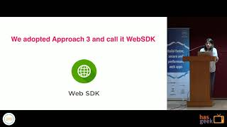 WebSDK:  switching between service providers on the fly.