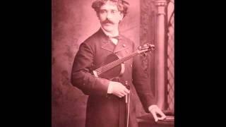 Pablo de Sarasate - Zortzico Adiòs Montañas Mìas Op.37