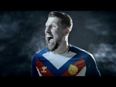Great Britain Rugby League Lions - The Pride is Back