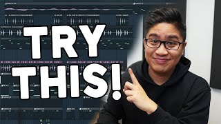 THIS 1 TRICK MADE MY MELODIES 10X BETTER! Making Samples From Scratch in FL Studio! RTP ep 12