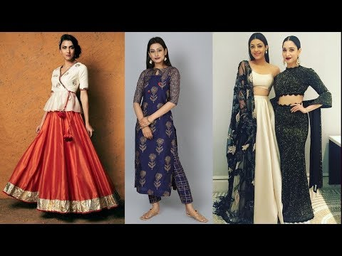 My Indo Western Outfit Ideas For 2018 (part 31)