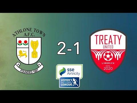 WNL GOALS GW20: Athlone Town 2-1 Treaty United
