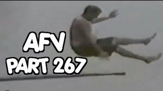 ☺ AFV Part 267 - (Funny Clips Fail Montage Compilation)   OrangeCabinet
