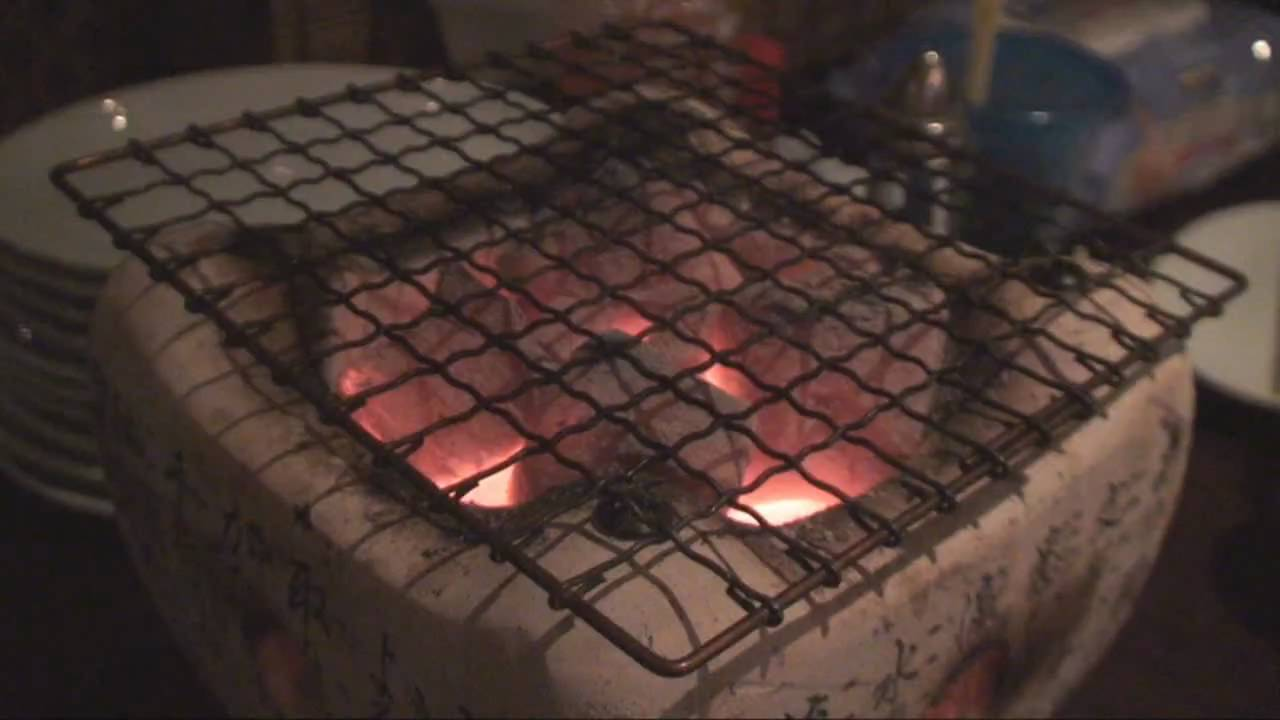 Japanese Style Charcoal Grill