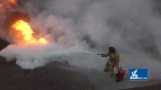 Огнетушитель ОП МИГ с перекрывным стволом(Распылитель огнетушителя ОП МИГ оснащен перекрывным стволом, обеспечивающим возможность применения огнет..., 2016-04-14T09:53:50.000Z)
