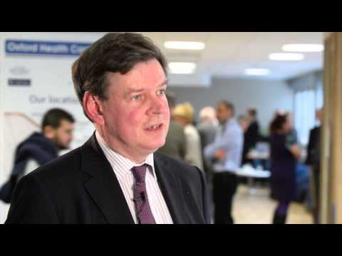 Stuart Bell CBE - The Oxford Academic Health Science Centre