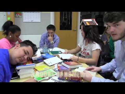 12 days of Christmas Crystal River high school edition