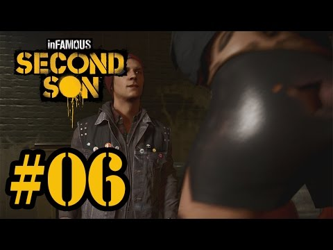 Let's Play: Infamous Second Son (Karma do Bem) - Parte 6